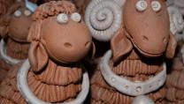 Фігурки керамічні