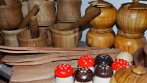 Вироби з дерева - Посуд