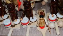 Вироби з дерева - Іграшки