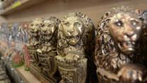 Керамічні леви